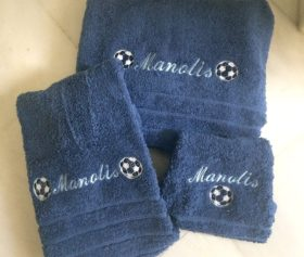 Set_towels_body_face_hand_football