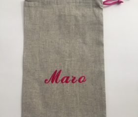 pouch_ personalized