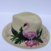 hat_handpainted_flamingko2