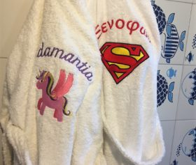 bathrobe_superman_unicorn_personalized